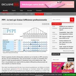 PfPi : le test qui évalue l'efficience professionnelle
