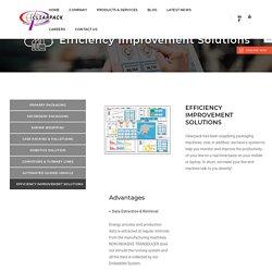 Efficiency Improvement Solutions