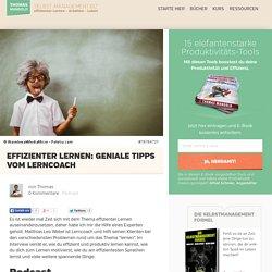 Effizienter Lernen: Geniale Tipps vom Lerncoach