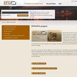 EFG1914 project