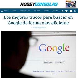 Los mejores trucos para buscar en Google de forma más eficiente - HobbyConsolas Juegos