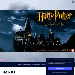 Escape game en ligne Harry Potter (à partir de 10 ans)