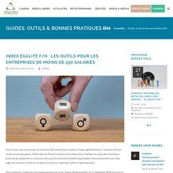 Index égalité F/H : les outils pour les entreprises de moins de 250 salariés