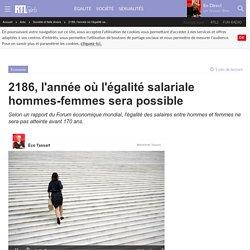 2186, l'année où l'égalité salariale hommes-femmes sera possible