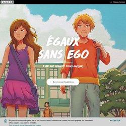 Égaux sans égo - 5 BD sur l'égalité filles garçons