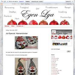 Egen Lya: Jul-Special: Hamamönster