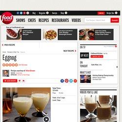 Eggnog Recipe : Alton Brown