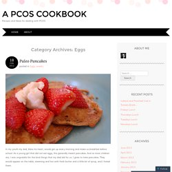 A PCOS Cookbook