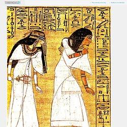 EGIPTOLOGÍA: F. Martín y T. Bedman