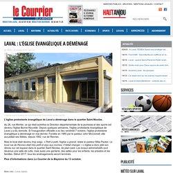 Laval : l'église évangélique a déménagé