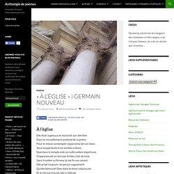 Germain Nouveau