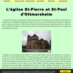 L'église St-Pierre et St-Paul d'Ottmarsheim