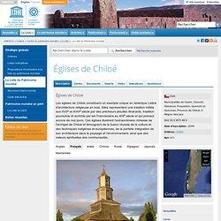 Églises de Chiloé