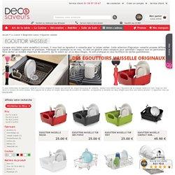 Egouttoir - vaisselle - Deco et saveurs