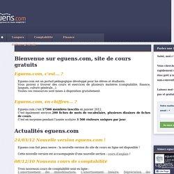 Cours de langues et exercices en ligne