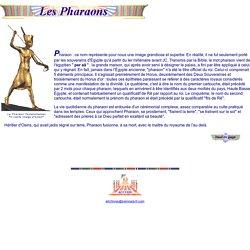 Egypte : Les Pharaons