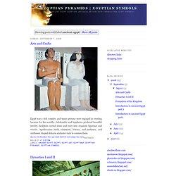 egyptian symbols: ancient egypt