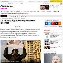 La révolte égyptienne gronde sur Internet... - Monde