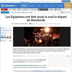 International : Égypte : Moubarak reste, les manifestants furieux