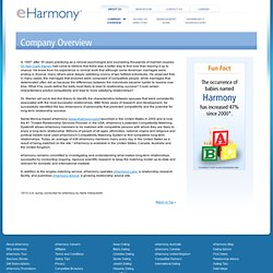eHarmony - #1 Trusted Online Dating Site