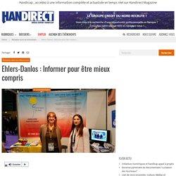 Ehlers-Danlos : Informer pour être mieux compris