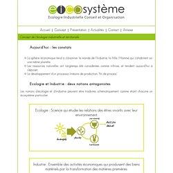 Concept de l'écologie industrielle