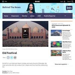 Eid Festival - Classroom - BTN