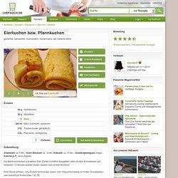 Eierkuchen bzw. Pfannkuchen (Rezept mit Bild) von HamsterD