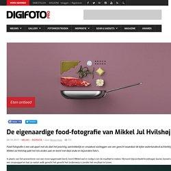 De eigenaardige food-fotografie van Mikkel Jul Hvilshøj