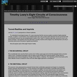 The Eight Circuits of Consciousness