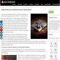Eight Books Every Spiritual Seeker Should Read