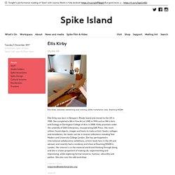 Éilis Kirby ‹ People ‹ Spike Island