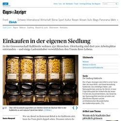 Einkaufen in der eigenen Siedlung - News Zürich: Stadt Zürich