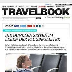 Einsamkeit, Krankheit: Die dunklen Seiten im Leben der Flugbegleiter