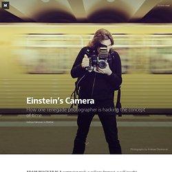 Einstein's Camera — Matter