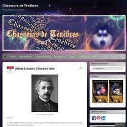 Albert Einstein, l'électron libre