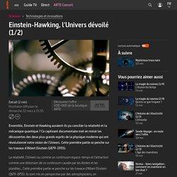 Einstein-Hawking, l'Univers dévoilé (1/2)