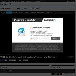 Vidéo spectacle en intégralité - Einstein on the beach au Théâtre du Châtelet