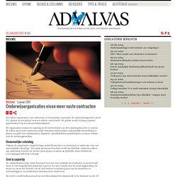 Onderwijsorganisaties eisen meer vaste contracten