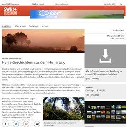 Im Land der Eisenmacher: Heiße Geschichten aus dem Hunsrück