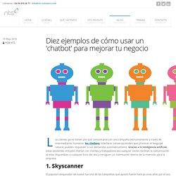 → 10 ejemplos de cómo usar un chatbot para mejorar tu negocio