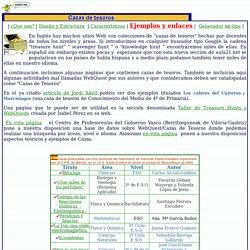 Ejemplos y enlaces