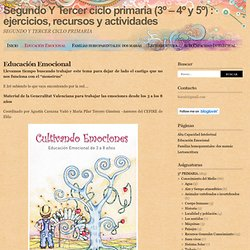 Segundo Y Tercer ciclo primaria (3º - 4º y 5º- 6º) : ejercicios, recursos y actividades