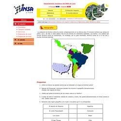 Ejercicios sobre América Latina