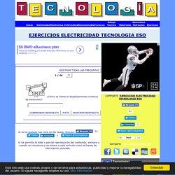 EJERCICIOS ELECTRICIDAD 1º ESO