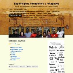Español para inmigrantes y refugiados