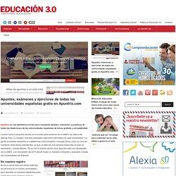 Apuntes, exámenes y ejercicios de todas las universidades españolas gratis en Apuntrix.com