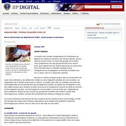 eJournal USA Programme du département d'État
