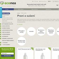 Ekologická drogerie: netoxické, zdravé praní a sušení prádla