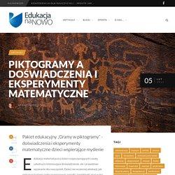 Piktogramy a doświadczenia i eksperymenty matematyczne